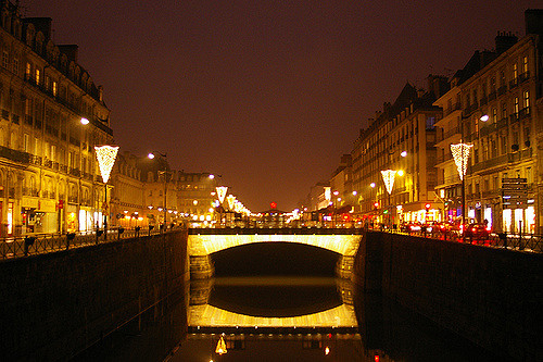 sortir le soir à Rennes