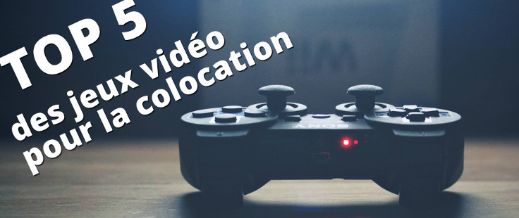 jeux video colocation