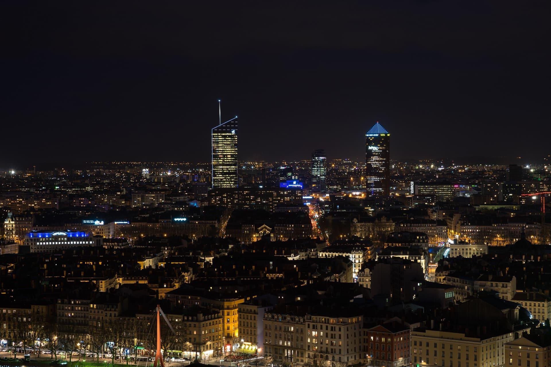 Lyon : vie nocturne