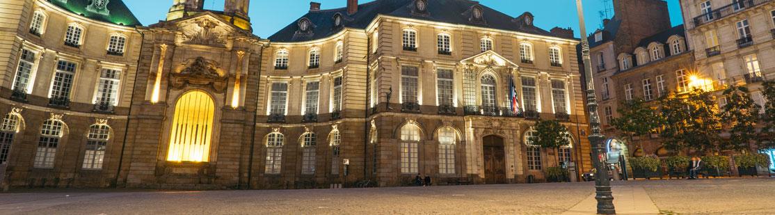 Colocation à Rennes