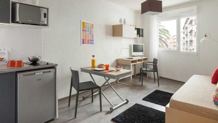 colocation appartement pour étudiantes