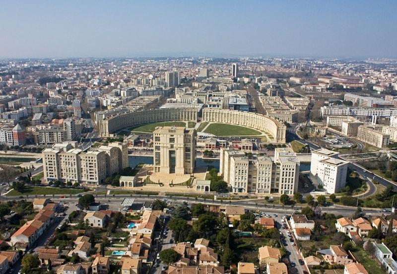 Montpellier la ville de la colocation