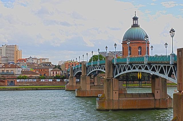 Toulouse, la ville propice à la colocation étudiante