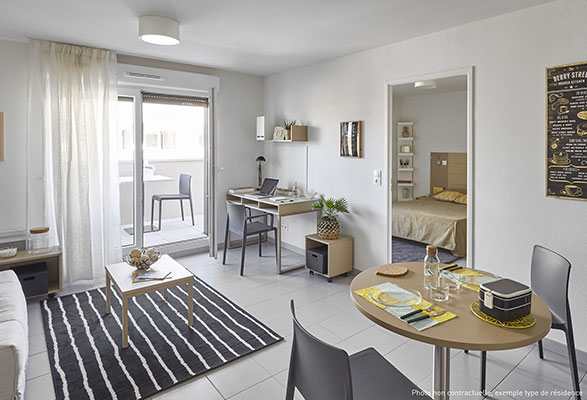 residence etudiante toulouse