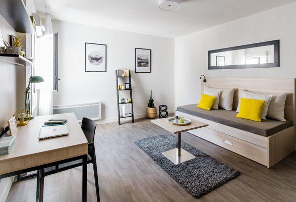 Appartement Etudiant Clermont Ferrand Proche De L Ecole De Droit