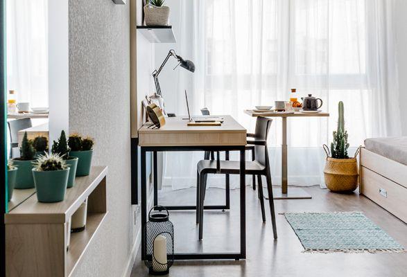 appartement tudiant nantes les belles ann es. Black Bedroom Furniture Sets. Home Design Ideas