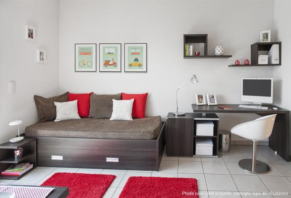 Appartement étudiant Lyon - Les Belles Années