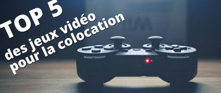 jeux video colocation