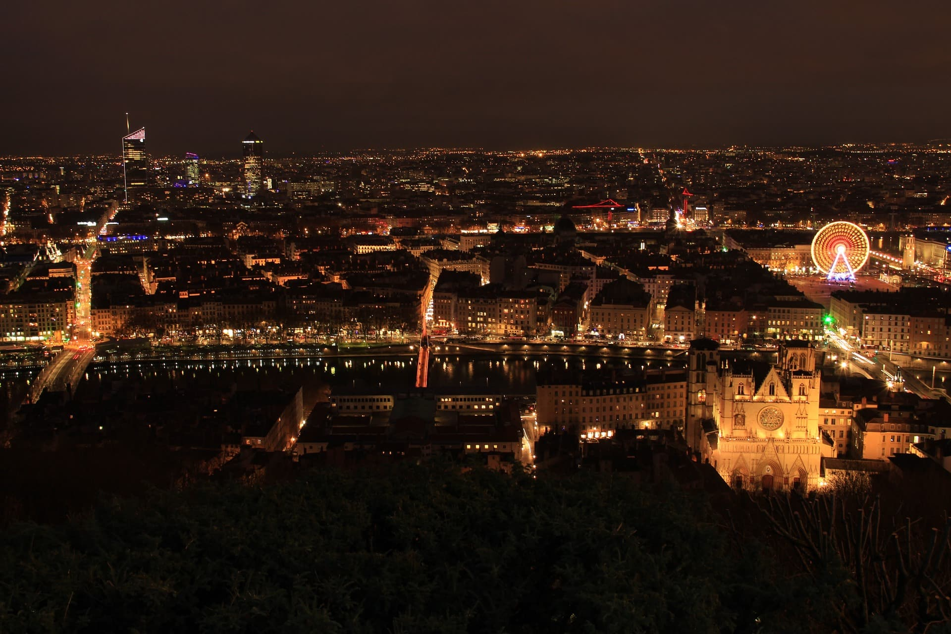 Sortir le soir à Lyon