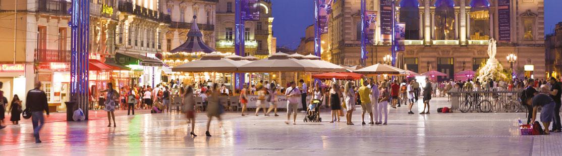 Colocation à Montpellier