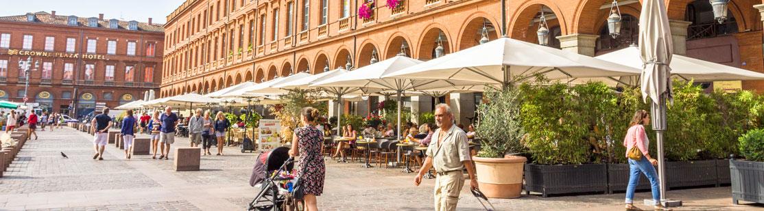 Colocation à Toulouse